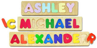 personalized names personalized name puzzle puzzle of california