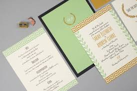 themed wedding invitations grecian wedding invitations themed wedding invitations