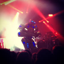 basement jaxx blew it out of the park with plenty of bass and soul