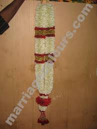 Garlands For Indian Weddings Full Red Petals Garland Garlands For Wedding Garlands