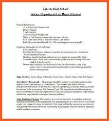 lab report template word lab report template lab report template 10 free word pdf