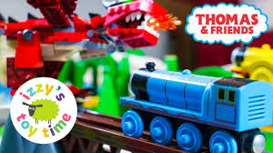 Thomas The Train Play Table Thomas Train And The Dragon Bridge Drop Thomas And Friends