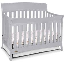 Non Convertible Cribs Graco Lennon 4 In 1 Convertible Crib Espresso Walmart