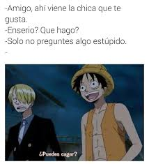 Memes One Piece - sigume y te sigo si te gusta one piece meme original meme by