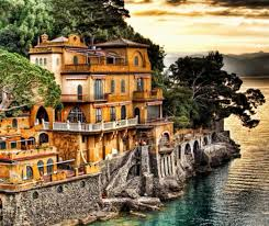 Portofino Italy Map Portofino Portofino Italy House On The Cliffs Of Portofino