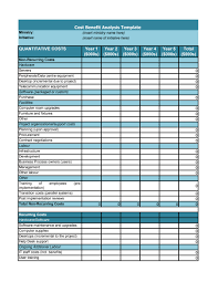 Cost Analysis Excel Template How To A Cost Analysis Template Excel Laobingkaisuo Com