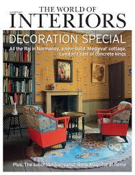 world of interiors amazon com magazines