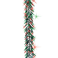 Ge Pre Lit 7 U0027 by 100 Outdoor Christmas Garland 228 Best Christmas Entryways