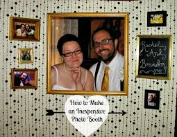 diy wedding photo booth how to make an inexpensive wedding photo booth scribbles from emily
