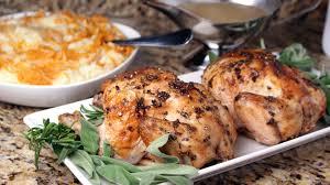 cajun thanksgiving cajun herb roasted cornish hens cooking up clean