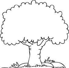100 picture colouring in picture tree with printable christmas