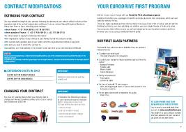 europe car leasing companies short term car lease in europe travel booklet 2013