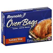 turkey bags oven bags turkey size publix