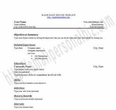 blank resume layout forms of resume sample pin free sample resume template by