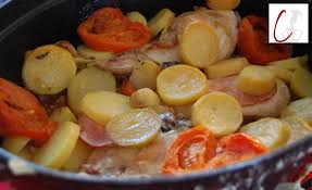 recette cuisine baeckoff carnet de cuisine baeckeoffe de lapin à la moutarde