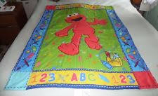 Crib Comforter Dimensions Sesame Street Unisex Crib Quilts U0026 Coverlets Ebay