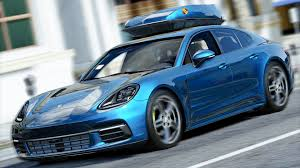porsche panamera 2017 porsche panamera 2017 add on replace gta5 mods com