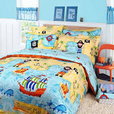 Caribbean Comforter Sets Pirates Of The Caribbean Duvet Cover Set Sky Blue Boys Bedding