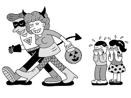 halloween dance clip art scariest sight on halloween grown ups the new york times