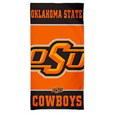 Oklahoma Travel Towel images Wincraft oklahoma state osu cowboys 30 quot x 60 quot deluxe jpg