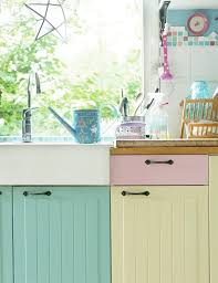 pastel kitchen ideas an inspiring painted kitchen in pastel hues and colours