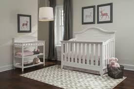 Fixed Side Convertible Crib by Thomasvillekids Southern Dunes 4 In 1 Convertible Crib U0026 Reviews