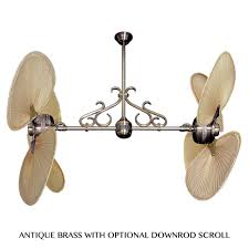 dual fan ceiling fan twin ceiling fans incredible dual double headed fan motors inside