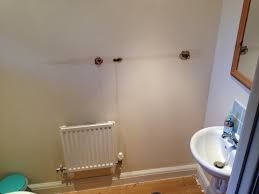 Bathroom Leaking Into Kitchen Bathroom Leak Insurance Or Diy Page 1 Homes Gardens And