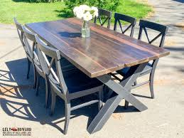 custom dining room tables this custom dining table was built using reclaimed douglas fir