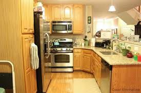 How To Update Kitchen Cabinets by Of Late Kitchen Cabinet Redo Kitchen 736x549 144kb