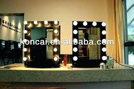 battery operated wall mounted lighted makeup mirror cordless lighted makeup mirror unusual ideas design wall mounted