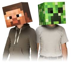 Minecraft Costume Halloween Minecraft Halloween Costumes Ideas Kids Adults
