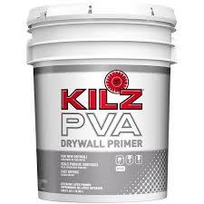 kilz 5 gal pva primer px01005 the home depot