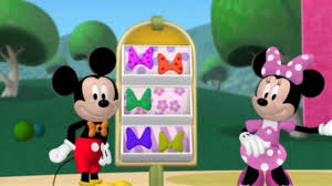 minnie s bowtique mickey mouse clubhouse song minnie s bow tique disney junior