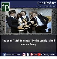 Dick In A Box Meme - fp factpoint source factpointnet the song dick in a box by the