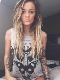 tattoo lust the eleventh edition beautiful blondes fonda