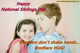 National Sibling Day Meme - national siblings day memes 2016 funny big sister memes happy