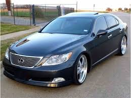 lexus ls 460 lowered 2008 lexus ls460 for sale classiccars com cc 972596