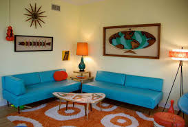 retro living room furniture sets remarkable retro living room furniture showcasing blue sofas with