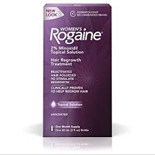 new hair growth discoveries amazon com women s rogaine hair loss and thinning hair treatment
