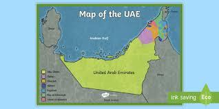uae map map uae adec moe emirates information map