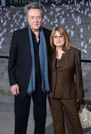Image of Christopher Walken et sa femme