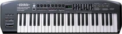 roland pcr m50 usb midi keyboard controller