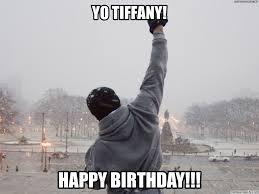 Rocky Meme - birthday from rocky