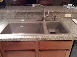 kohler elate kitchen faucet kohler elate single handle pull out sprayer kitchen faucet in