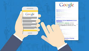Appliance Business Cards Animated Business Cards In Google Search Results Why Not Inet