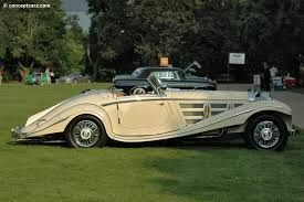 mercedes 500k auction results and data for 1935 mercedes 500k conceptcarz com