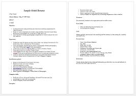download modeling resume template haadyaooverbayresort com sle resume volunteer experience model resume format bridal