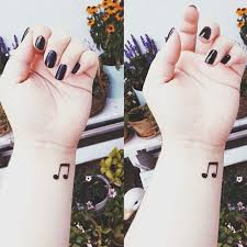 note tiny wrist tattoos popsugar australia photo 10