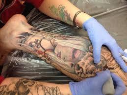 do tattoos hurt very tattoo
